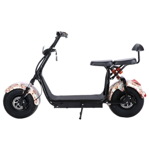 2019 New Model Front Rear Suspension Airbag Damping 2 Seat Mobility Scooter/Motorcycle/Vehicle