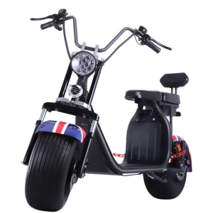 Q1 Adult Male Harley Two-Wheeled Electric Motorcycle