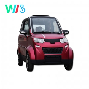 China  4 Wheel 3 Seats Cheap Mini Electric Car/Electric Vehicle