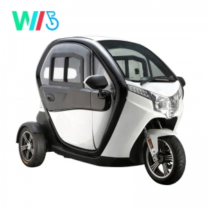 EEC Approve Factory Best Seller New Environmental Protection Mini Electric Car/ 3 Wheel Electric Car/ Street Legal Electric Car