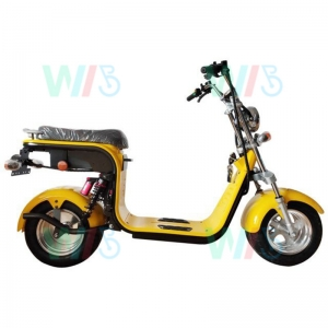 WKCE1-2 Wide Wheel Weped Scooter 1500W / 2000W Adult / Electric Kick Scooter Dual Motor with Cheap Price